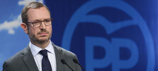 El vicesecretario de Organización, Javier Maroto.