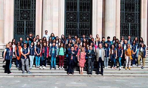 Madrid and Santiago de Compostela host the 11th World Heritage Youth Forum