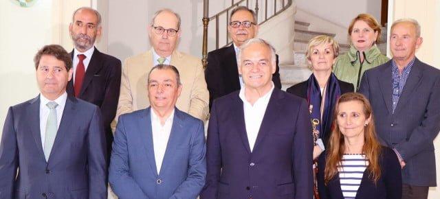 Esteban González Pons se ha reunido hoy con la Confederación Empresarial Valenciana (CEV)
